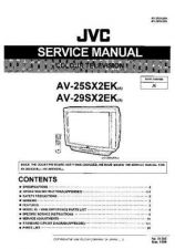 Buy JVC AV-21L31ME AV-25L31ME part Service Manual Schematic Circuit. by download Mauritro