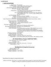 Buy Sharp VLME100513 Service Manual by download Mauritron #211054