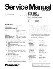 Buy Panasonic AD0603030CE_ Service Manual with Schematics by download Mauritron #266307