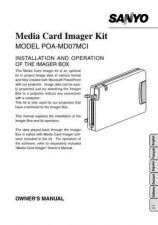 Buy Fisher POA-MD07MCI Media Card Imager Manual by download Mauritron #216532