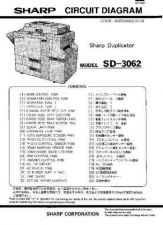 Buy Sharp SD3062 CD GB-JP Service Manual by download Mauritron #209573