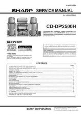 Buy Sharp CDDP900H-E (1) Service Manual by download Mauritron #208580
