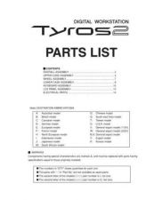 Buy JVC TYROS_TYROS_CB_LCR Service Manual by download Mauritron #255583