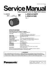 Buy Panasonic ES2216-U1 Service Manual by download Mauritron #267158