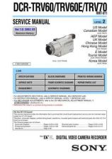 Buy Sony D-EJ001EJ002 Service Manual by download Mauritron #240000