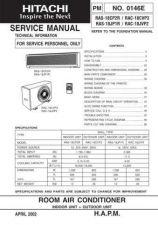 Buy Hitachi R-C- CLU-253A Service Manual by download Mauritron #264084