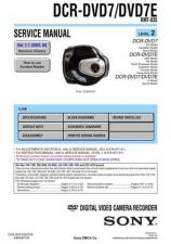 Buy Sony DCR-PC1000-PC1000E-2 Service Manual by download Mauritron #231862