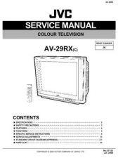Buy JVC AV28CH1EU Service Manual Schematic Circuit. by download Mauritron #269741