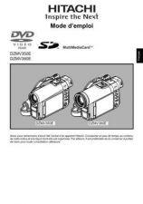 Buy Hitachi DZMV380EUK_FR Service Manual by download Mauritron #262013