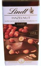 Buy Lindt Hazelnuts Dark Chocolate Bar