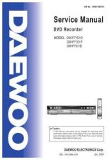 Buy Daewoo. VTH6250. Manual by download Mauritron #214006