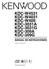 Buy Kenwood KDC-W409 by download Mauritron #222186