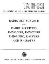 Buy MILITARY SURPLUS TM 11-851 Technical Information by download #115502