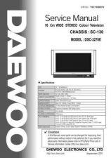 Buy Daewoo. DSC-3210E_SC-140-the final edition. Manual by download Mauritron #2128