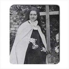Buy Saint Thérèse Patron Saint Aids Illness Computer Mouse Pad