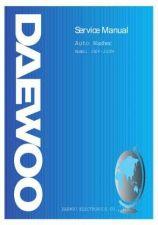 Buy Daewoo. SM_DWF-600M_(E). Manual by download Mauritron #213478