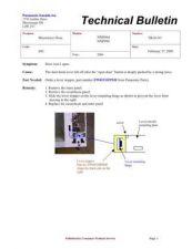 Buy Panasonic tb-05-03 Service Manual by download Mauritron #268970