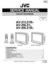 Buy JVC AV-21BT80EP-B by download Mauritron #269526