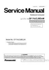 Buy Panasonic CME021A Service Manual with Schematics by download Mauritron #266415