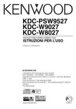 Buy Kenwood KDC-PSW9527 by download Mauritron #222140