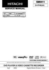Buy Hitachi DVP315U(PX) Service Manual by download Mauritron #261784