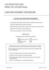 Buy Fisher LNS-S02K(OM5110110-00 11) Service Manual by download Mauritron #216005