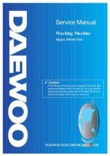 Buy Daewoo DW800C0001 Manual by download Mauritron #225985