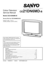 Buy Fisher CE21DN6MD-B-00 SM Service Manual by download Mauritron #214397