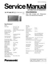 Buy Panasonic sm00cqc8413u Service Manual by download Mauritron #268909