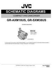 Buy JVC GR-AXM18US Service Manual. On by download Mauritron #270528