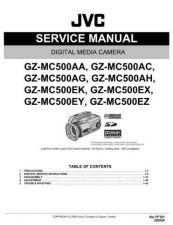 Buy JVC GZ-MC500EY by download Mauritron #273311