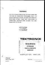 Buy TEKTRONIX 7613 15493A by download #109647
