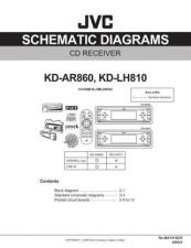 Buy JVC KD-LH810J sch Service Manual Schematic Circuit. by download Mauritron #271443