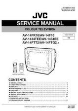 Buy JVC AV-1434TEE-AV-1434EE Service Manual Schematic Circuit. by download Mauritron #269