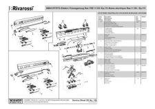 Buy Arnold No.199 SBB-CFF-FFS Elektro Triewagenzug Rae TEE 11 DC Ep.111-Rame electri