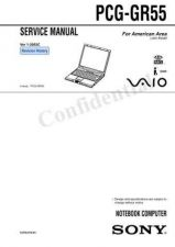 Buy Sony PCG-FRV25Q Service Manual. by download Mauritron #243281
