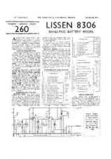 Buy LISSEN 8306 SERVICE IN by download #106222