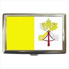 Buy Vatican City Holy See Flag Cigarette Money Credit Card Case