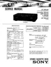 Buy Sony TCM-400DV Service Manual. by download Mauritron #245426