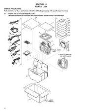 Buy JVC GR-DVX8-9-10EG-3 Service Manual by download Mauritron #273267
