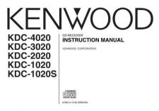 Buy Kenwood KDC-3021 Operating Guide by download Mauritron #221548