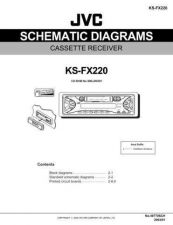 Buy JVC KS-FX220 Service Manual. On by download Mauritron #271699