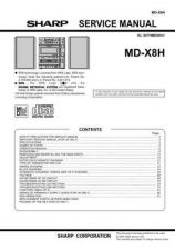 Buy Sharp MDX8H (1) Service Manual by download Mauritron #210142