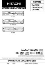 Buy Hitachi DVP325U Service Manual by download Mauritron #261786