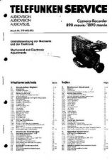 Buy TELEFUNKEN 890 1890 camco by download #107334