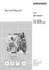 Buy GRUNDIG CUC7303FRa SERVICE I by download #105619