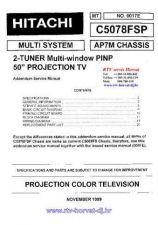 Buy Sony C-701A Service Manual by download Mauritron #237026