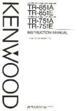 Buy KENWOOD TR751A by download Mauritron #230121