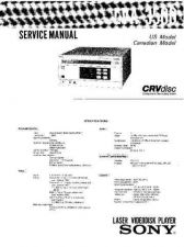 Buy Sony LVA-3500 Service Manual by download Mauritron #241814