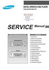 Buy SAMSUNG DVD907 DVD927 DVD807 DVD by download #106720